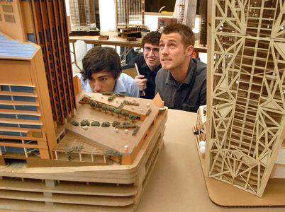 Üniversitelerin Mimarlık Puanları